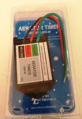 aerator timer boat parts