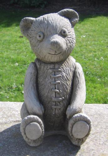Teddy Garden Ornaments Ebay