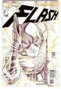 Flash #1 Sketch Variant
