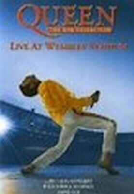 QUEEN - LIVE AT WEMBLEY STADIUM * NEW DVD