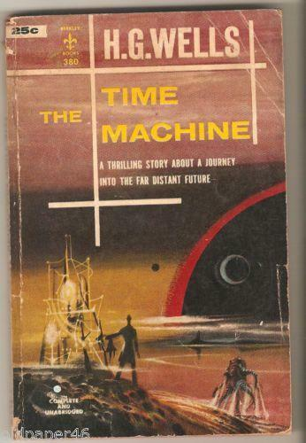 summary of the time machine by hg