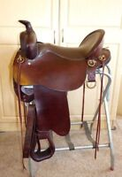 GEN 11 TUCKER HIGH PLAINS WESTERN SADDLE(new)