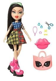 """Bratz """"Hello My Name Is JADE"""" Doll - NEW IN PACKAGING"""