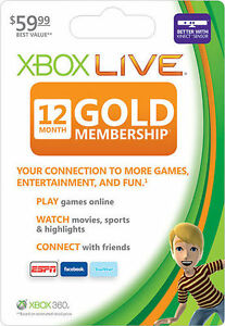 What Is Xbox Live Gold?