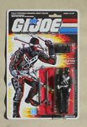 Gi Joe Snake Eyes 1989