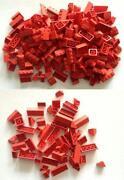 Lego Dachsteine Rot
