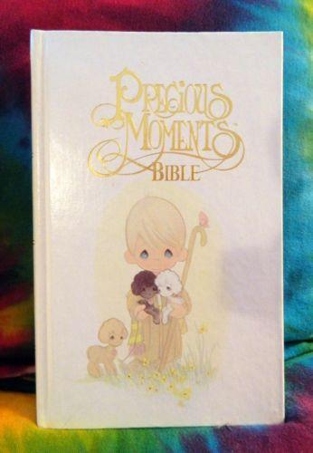 Precious Moments Bible Ebay