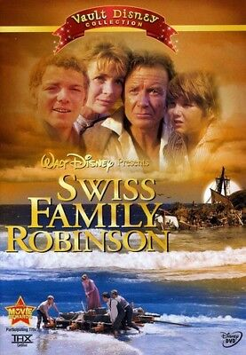 Swiss Family Robinson [New DVD]
