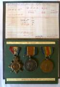 British WW1 Medals
