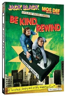 Be Kind Rewind (widescreen/full Screen Edition) - Dvd - Very Good
