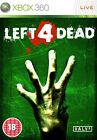 Left 4 Dead Microsoft Xbox 360 Video Games