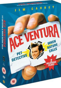 Ace Ventura: Pet Detective/Ace Ventura: When Nature Calls DVD (2007) Jim Carrey