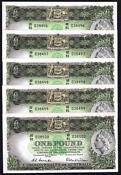 New Zealand Pound Note