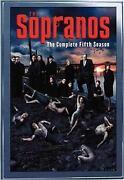 Sopranos Season 5 DVD