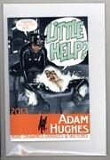 Adam Hughes Sketchbook