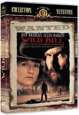 "WESTERN - JEFF BRIDGES "" WILD BILL ""  "" DVD NEUF"