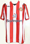Sunderland Home Shirt