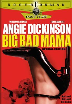 New: BIG BAD MAMA - Special Edition (William Shatner) Roger Corman DVD