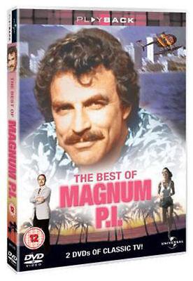 magnum pi best of dvd region 2  fast same day postage!!!! 2 discs 1980s
