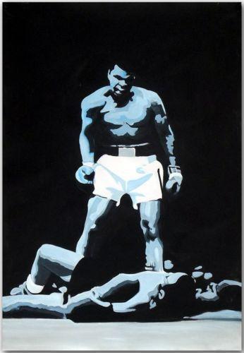 Muhammad Ali Painting Ebay
