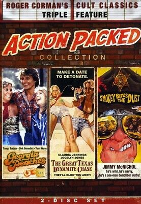 Roger Corman's Cult Classics: Action Packed Collection [New DVD]