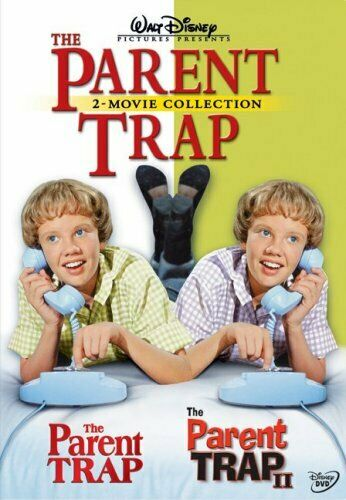 The Parent Trap 1 + 2 New Dvd Disney Hayley Mills