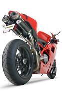 Ducati 848 Exhaust