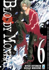 manga STAR COMICS BLOODY MONDAY numero 6 - Italia - L'oggetto può essere restituito - Italia