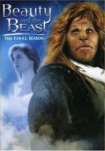 BEAUTY AND THE BEAST COMPLETE FINAL 3 SEASON New DVD
