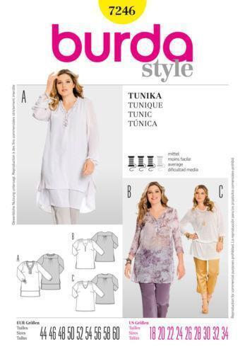 Tunic Sewing Pattern  7579c40e9a