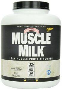 Muscle Milk Protein Powder, New