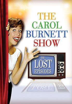 Carol Burnett Show  The Lost Episodes Dvd