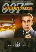 Goldfinger DVD