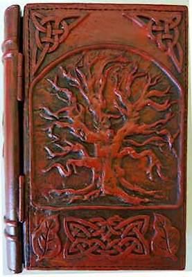 "Tree of Life Tarot Box in ""Book Box"" Style!"