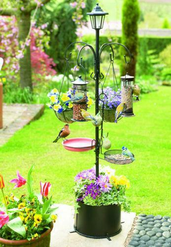 Bird Feeding Table | eBay on Birds Backyard Landscapes id=22084