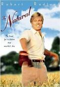 The Natural DVD Redford