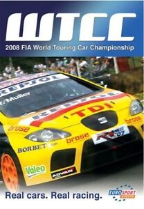 FIA WTCC World Touring Car Championship - Official Review 2008 (New DVD)