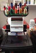 Melco Embroidery Machine