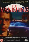 The Vanishing DVD