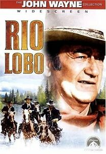 Rio Lobo - John Wayne - New Sealed DVD