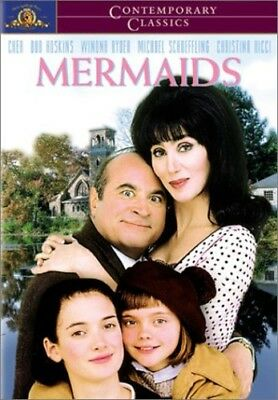 Mermaids [New DVD] Repackaged, Widescreen