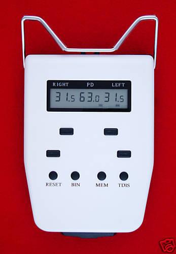 Digital Pupilometer/PD Meter (Brand New) Type C-1