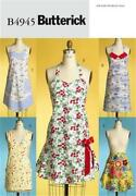 Retro Apron Patterns