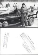 Racing Outboard Motor