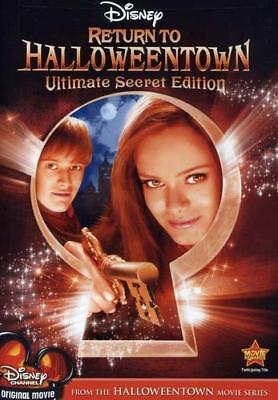 NEW Return to Halloweentown Ultimate Secret Edition HALLOWEEN TOWN PART 4 MOVIE
