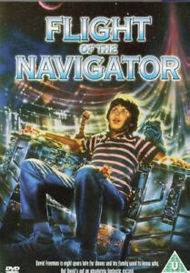 Flight of the Navigator DVD (2003) Jonathan Sanger