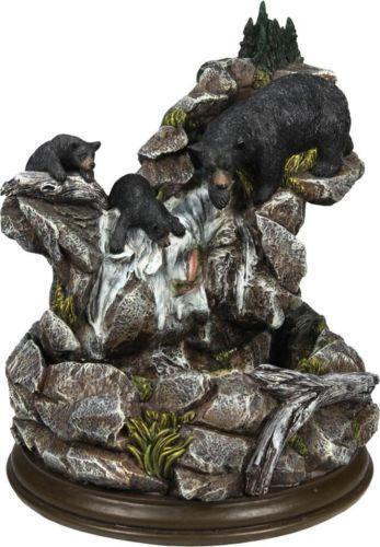 Bear Fountain Ebay