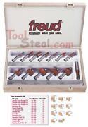 Freud Router Bit Set