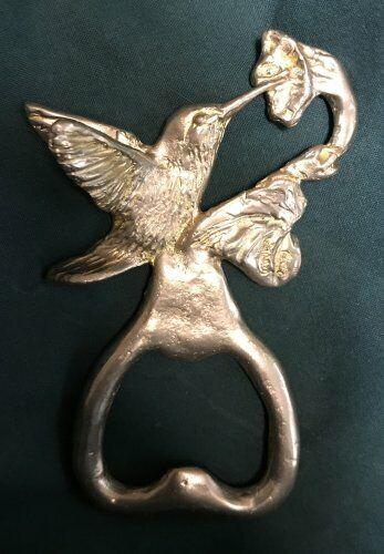 HUMMINGBIRD Bottle Opener in Bronze