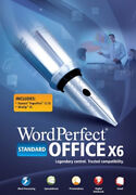 WordPerfect x6 Standard
